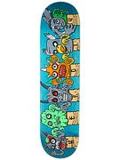 Heroin Scary Monsters Team Deck  8.125 x 31.75