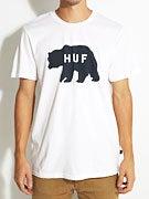 HUF Bear Logo T-Shirt