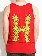 HUF Leaves Tank Top