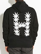 HUF Leaves Hoodzip