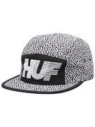 HUF Memphis 10K Volley 5 Panel Hat