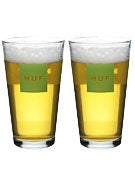 HUF Pint Glass Set Of 2