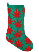 HUF Plant Life Stocking Green/Red