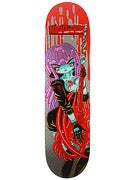 Hook Ups Rock Killer's Daughter Deck  8.25 x 32.12