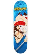 Hook Ups Samurai Girl Deck  8.38 x 32