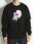 Hook Ups School Girl Mika Crew Sweatshirt
