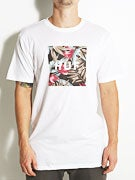 HUF Box Logo Fill Waikiki T-Shirt