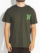 Hurley Brand Front Backer T-Shirt