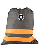 Hurley Block Party Sack  Charcoal/CHR