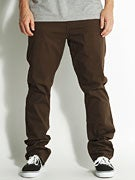 Hurley Corman 2.0 Chino Pants  Brown