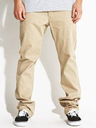 Hurley Corman Worker Chino Pants  Dune Khaki