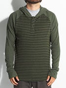 Hurley Dawner Hooded Knit Shirt