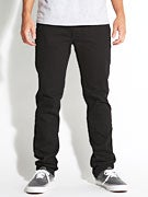 Hurley 84 Slim Denim Jeans  Overdyed Black