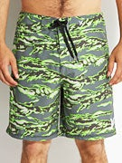 Hurley Phantom 30 Flammo Tiger Boardshorts