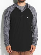 Hurley Mesa Hooded Henley