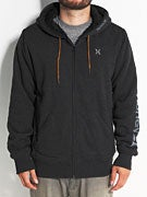 Hurley Only One Sherpa Lined Hoodzip