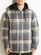 Hurley Ronin L/S Quilted Flannel