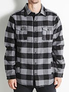 Hurley Squadron Polar Fleece Lined Flannel