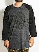 Hurley Sure Thing 3/4 Sleeve T-Shirt