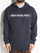 Independent Bar/Cross Hoodie