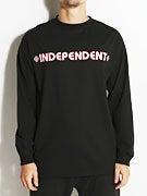Independent Bar/Cross Longsleeve T-Shirt