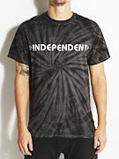 Independent Bar/Cross Tie Dye T-Shirt