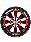 Independent Bullseye Dart Board  Black