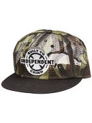 Independent BTG Ring Mesh Snapback Hat