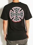 Independent LTD Rick Blackhart Cross T-Shirt