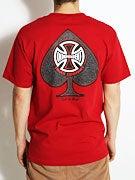 Independent Can't Be Beat Spade T-Shirt