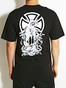 Independent T. Nozaka Tattoo Cross T-Shirt