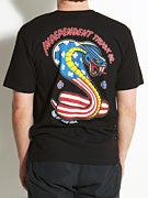 Independent USA Cobra T-Shirt