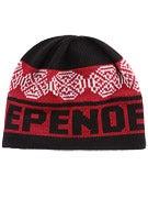 Independent Woven Crosses Beanie