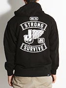 JSLV Durable Hoodzip