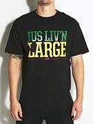 JSLV 420 Livin' Large T-Shirt