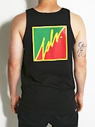 JSLV 420 Squared Outline Tank Top