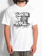 JSLV Born To Roll T-Shirt