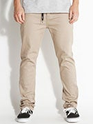 JSLV Secure Twill Pants  Khaki