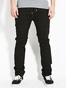 JSLV Secure Twill Pants Black