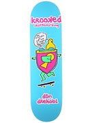 Krooked Drehobl Unhinged Deck 8.38 x 32.56