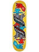 Krooked Duel XL Deck  8.75 x 32.75
