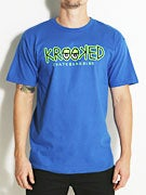 Krooked Eyes Logo T-Shirt
