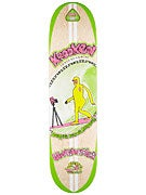 Krooked Gonz Wave Attack Deck  7.9 x 31.25