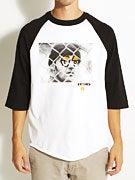 Krooked Kuckoo 3/4 Sleeve Raglan Shirt
