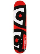 Krooked Maximeyes Red SM Deck 7.81 x 31.75