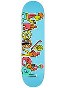 Krooked Orthography LG Deck  8.38 x 32.56