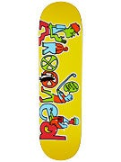 Krooked Orthography XL Deck  8.75 x 32.75