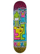 Krooked Worrest Bright On Deck  8.18 x 31.84