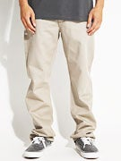 KR3W Klassic 5 Pocket Twill Pants  Dark Khaki
