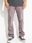 KR3W Ellington K Slim Jeans  Red Tint